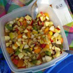 Sophies leckerer Obstsalat - DANKE